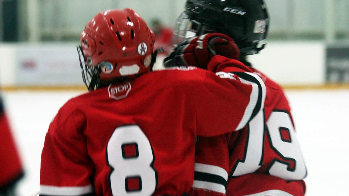 north shore winter club minor hockey